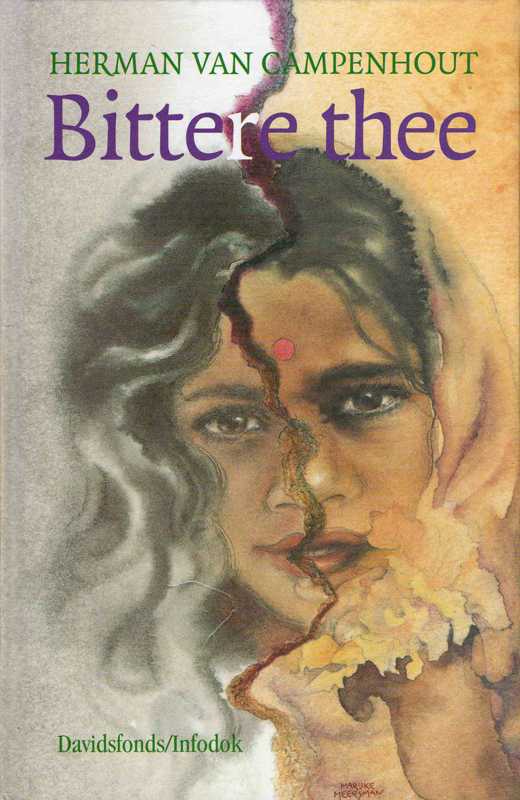 Cover van Bittere thee