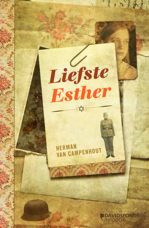 Cover van Liesfte Esther