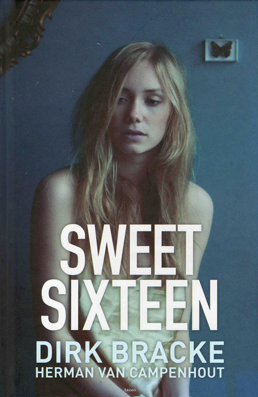 Cover van Sweet Sixteen
